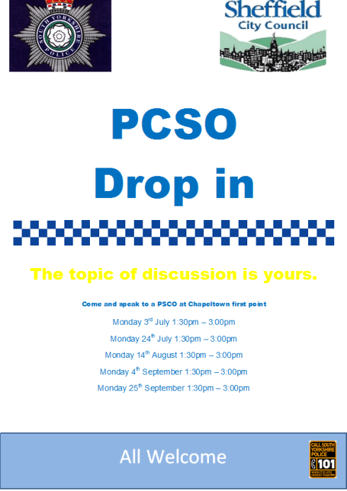 PSCO Drop in